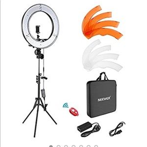 Neewer Ring Light Kit!